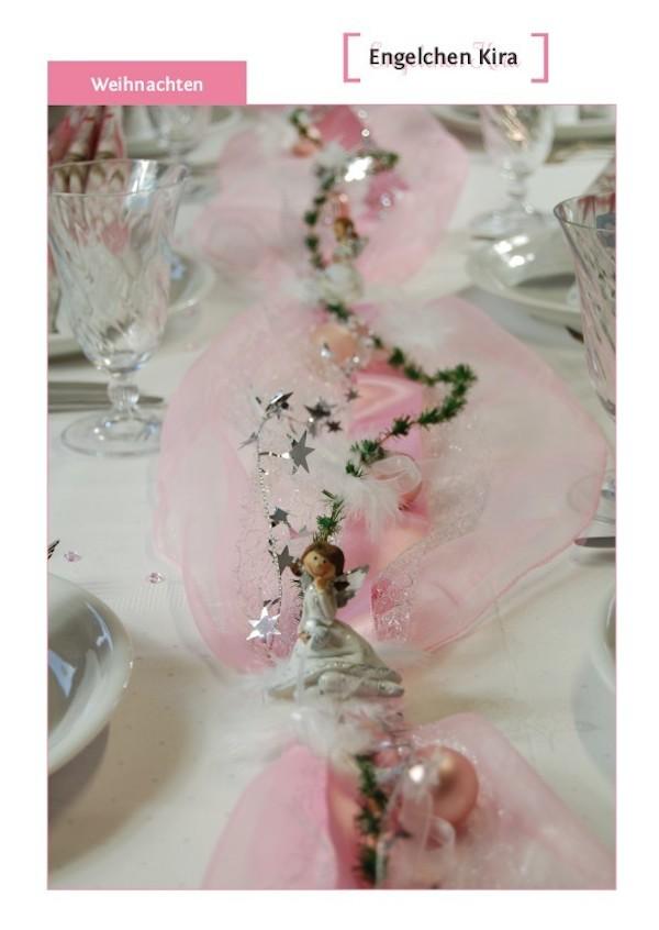 Saisonale Tischdekoration Winter Christrose Von Fibula Style