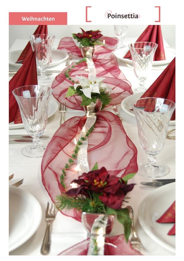 Deko Bayrisch Selbstgemacht : Saisonale Tischdekoration Weihnachten  Winter Weihnachtsapfel von